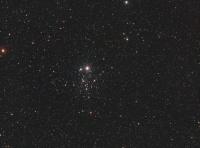 NGC 457 ET Open Cluster