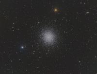 M 13 Globular Cluster